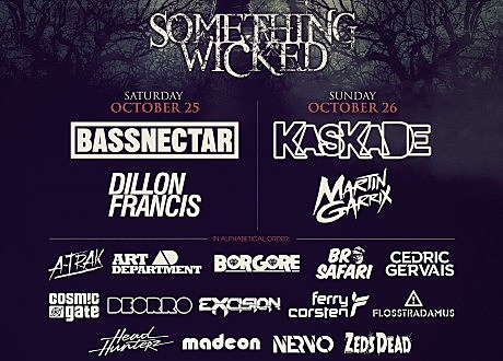 something wicked 2014 lineup