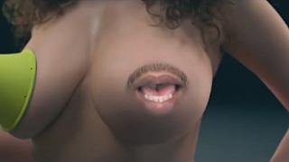 Wiz Khalifa as a boob