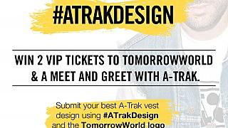 a-trak tomorrowworld contest