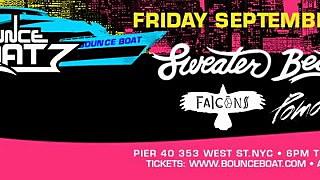bounce boat
