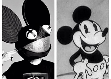 deadmau5 mickey mouse