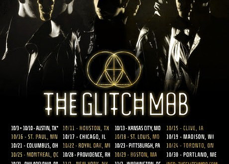 glitch mob tour