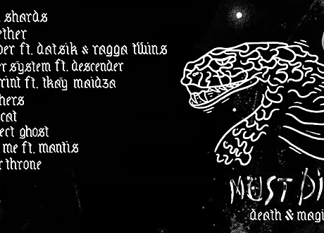 Must die death and magic sampler