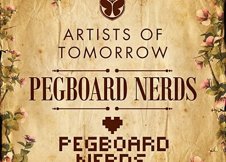 tomorrowworld pegboard nerds
