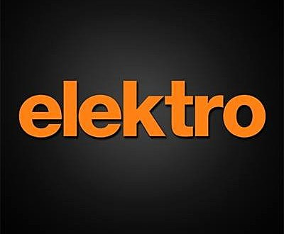 Here are the Elektro Top Tunes from this week.