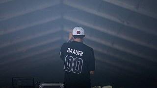 Baauer Jersey