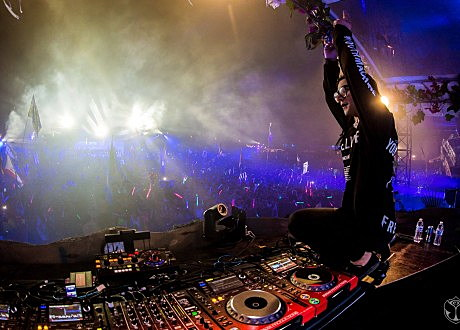 Skrillex TomorrowWorld