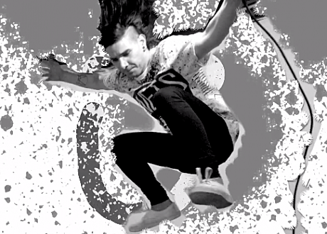 Jack U skrillex jump
