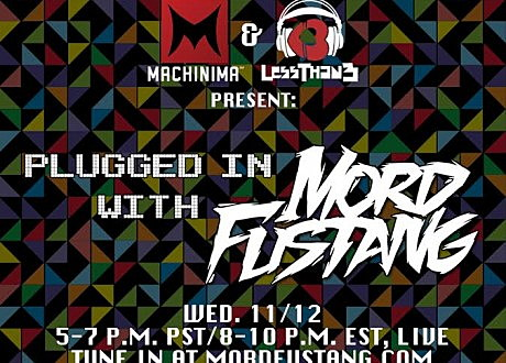 plugged in with more fustang