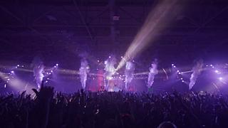 Lights All Night crowd