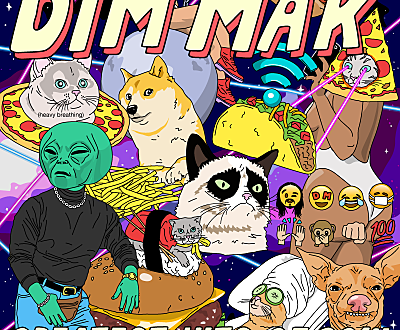 DIm Mak greatest hits comp